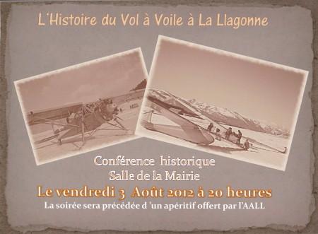 affiche congrés historique