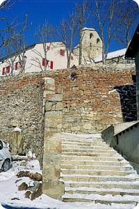 Le village de La Llagonne